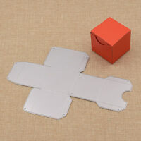 1 Pc Metal Cutting Dies Gift Box Making Stencil DIY Craft Handmade Supplies