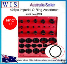 407pc Imperial Universal O-Ring Assortment,O-Ring AUTO Gromment-49124