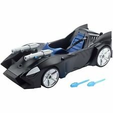 Justice League Batmobile Twin Blast Action Cannons Vehicle Batman Car Toy 40cm