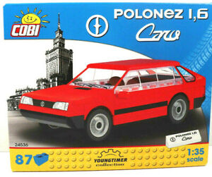 COBI  Auto / Cars Bausatz SET 24536 Polonez 1,6 Caro