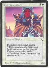 Magic the Gathering MTG The Dark Knights of Thorn Card a