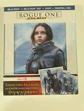 ROGUE ONE: A STAR WARS STORY (2016) 3D Blu-ray 5-Disc Target Exclusive