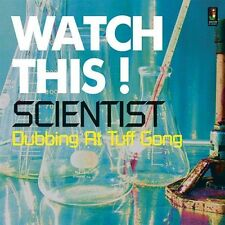 Scientist - Watch This Dubbing at Tuff Gong NEW CD £9.99