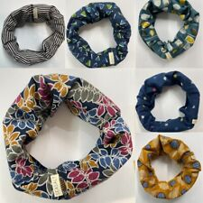 NEW RRP £12.50 Ex Seasalt Organic Cotton Snood Face Cover Handyband In 20 Styles
