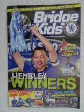 Chelsea Football Club Ponte KIDS JUNIOR MAGAZINE PRIMAVERA 2015.Obi, TERRY, RAMIRES
