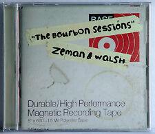 BROCK ZEMAN & DAN WALSH The Bourbon Sessions 2007 Original CD - Fred Eaglesmith