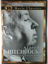 Alfred Hitchcock: Master of Suspense - 10 Movie Classics DVD