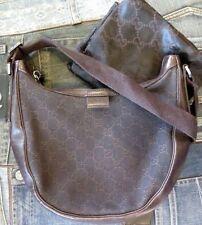 Gucci Canvas Hobo Handbags
