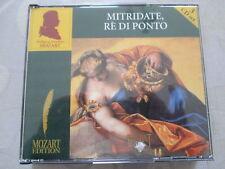 Mozart: Mitridate, re di Ponto-Wentz, Reijans, Heyden, stralen, Zomer - 3 CD S