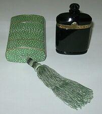 Vintage Caron Nuit de Noel Perfume Baccarat Style Bottle/Box 1 OZ 1950s - Empty