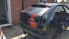 Seat Leon Cupra R 2000-2006 Smoothed Boot Tailgate Custom Ebony Black L041