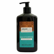Arganicare Leave in Conditioner For Dry & Damaged Hair Organic Argan Oil 400ml