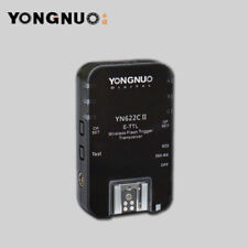 Yongnuo Single YN-622C II Wireless TTL Flash Trigger 1/8000s HSS/FP for Canon