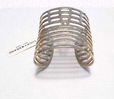 Lucky Brand Gold Design Cuff Bracelet