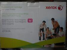 Toner Xerox D'origine 006R03471  / CF363A Magenta