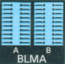 BLMA Diesel Locomotive Safety Lights #97  40 pack  N Scale  NIP
