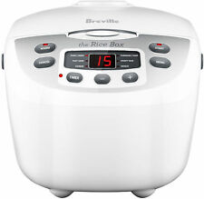 Breville BRC460 The Rice Box 10 Cup Cooker