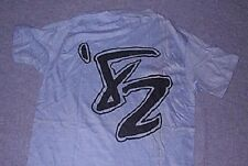Original Vintage 1982 Zz Top El Loco T Shirt Blue