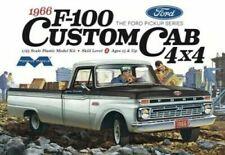 MOEBIUS 1236  1966 FORD F100 CUSTOM CAB 4x4 PICKUP TRUCK MODEL KIT NISB