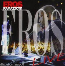 Ramazzotti: Eros Live - CD
