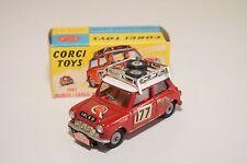( CORGI TOYS 339 MINI COOPER S WINNER MONTE CARLO 1967 NMINT BOXED RARE SELTEN