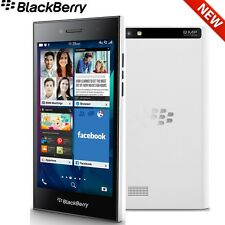 BlackBerry Leap 4G LTE (16GB) FACTORY UNLOCKED GSM STR100-2 (US Model)  WHITE