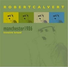 Robert Calvert In Vitro Breed-Live Manchester 1987 2-CD NEW SEALED Hawkwind