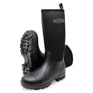 Dirt Boot® Neoprene Wellington Muck Field Fishing Boots® Wellies