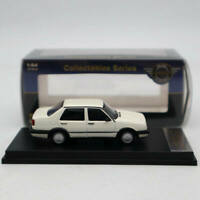 1:64 Scale Automint Jetta GT Diecast Toys Metal Limited Edition White