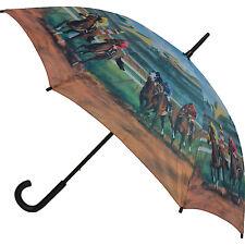 soake - KENTUCKY DERBY Bâton de marche style Parapluie de la artbrollies gamme