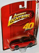 Forty Years r8 - 2008 DODGE VIPER srt10 ACR-Red/Black - 1:64 Johnny Lightning