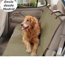 Funda Lona impermeable para asiento de coche viaje mascotas perros Golden