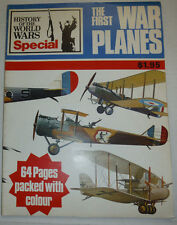 History Of The World Wars Special Magazine First Warplanes 021715r2