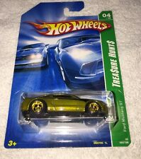 Hot Wheels 2008 Treasure Hunt Super Ford Mustang Gt without logo on bottom
