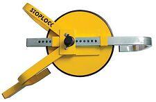 "Stoplock Wheel Clamp 13-15"" Wheels Car Caravan Trailer Heavy Duty Security Lock"