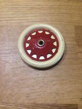 1 Roue rouge pour voiture Meccano jeux de construction 65mm