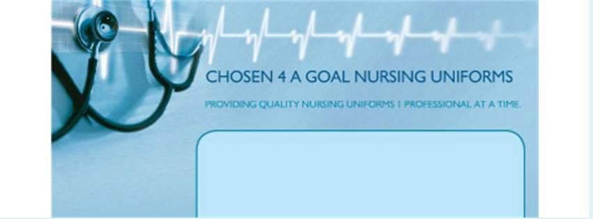 Chosen 4 A Goal Nursing Uniforms