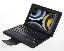 "Bluetooth Keyboard Leather Case w/ Stand for Amazon Kindle Fire HD 7"" 2014 Black"