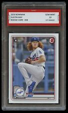 DUSTIN MAY 2020 / '20 BOWMAN #38 (Topps) 1ST GRADED 10 ROOKIE CARD RC LA DODGERS