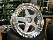 New 18 inch OZ Futura Classic Design Wheel (set of 4) Will fit Mercedes and BMW