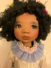 "My Meadow bjd doll Avery 13"" very rare, full set"