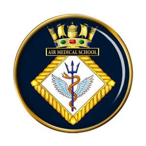 Luft Medizinisches Schule, Royal Navy Anstecker Abzeichen