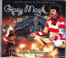 Gipsy Magic - Soundtrack - CD (Vlatko Stefanovski 1997 Third Ear 097-1)