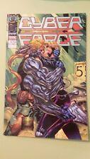 comics cyber force n°11