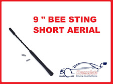 BLACK ALLOY ROOF AERIAL MAST FOR FORD ORION/TRANSIT/CONNECT