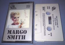 MARGO SMITH THE SOFT SIDE OF cassette tape album T3570