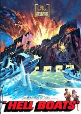 Hell Boats DVD - James Franciscus, Monte Markham, Ronald Allen