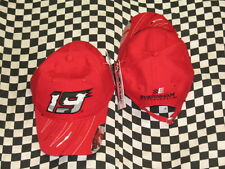 Elliot Sadler #19 Red Rip Camo 2007 Hat by Chase Authentics NWT NASCAR! 15H