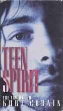 VHS: TEEN SPIRIT....THE TRIBUTE TO KURT COBAIN