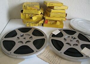 1955-7 Home 8mm Movie Hong Kong Bangkok Calcutta Grand Canyon Tahoe Tijuana lot